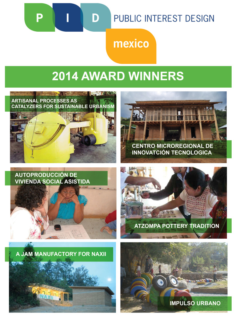 PID Mexico Award Winners